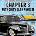 Chapter 3 - Authority Card Process