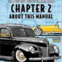 Chapter 2 - About this Manual